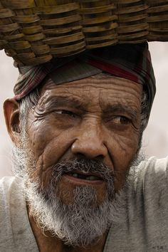 Oldman 3D character