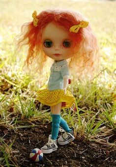 How to buy Japanese Blythe Dolls from the USA