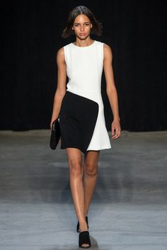 Narciso Rodriguez Pret A Porter S/S 2015 Pasarela Nueva York