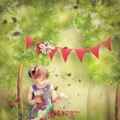 digital scrapbooking kit