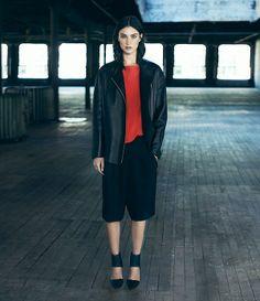 Damen Scylla Short (Black) | ALLSAINTS.com