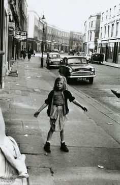 Kensal Road, 1957