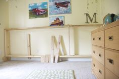 DIY - step by step instructions on how to build the loft bed