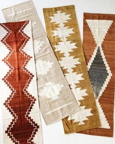 Pampa new runners, ethnic love! Textiles, Estilo Navajo, Sisal, Floor Runners, Ethnic Decor, Ethnic Design, Colour Pallete, Southwestern Style, Modern Rugs
