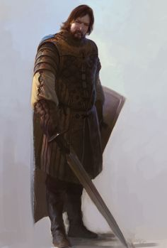 Fantasy Character Art for your DND Campaigns Dark Fantasy, Fantasy Male, Fantasy Warrior, Fantasy Rpg, Medieval Fantasy, Fantasy Character Design, Character Concept, Character Art, Game Concept