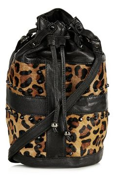 Love this leopard print crossbody bag @Nordstrom