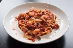 Spaghetti Gamberoni