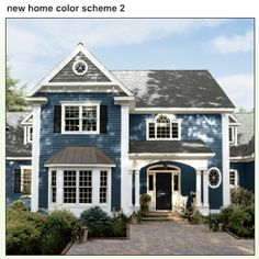 next home color scheme