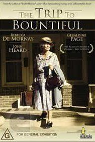 This is one I've seen several times and could watch several more: The Trip to Bountiful. Geraldine Page was the star, but I think John Heard stole the show.
