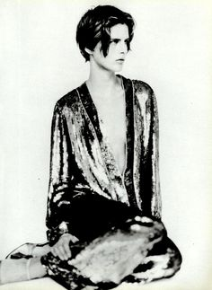 Stella Tennant by Paolo Roversi for Vogue Italia