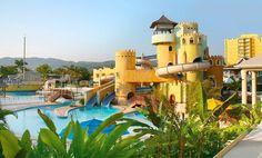 Sunset Beach Resort  Spa  Montego Bay, Jamaica . Nice drinks food pools, beach, kayaking, parasailing, entertainment