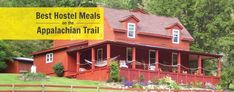 Woods Hole Hostel in Giles County, VA recognized as best meal on the AT (Appalachian Trail) Camping In Georgia, Camping In Tennessee, Camping In Washington State, Camping Places, Camping World, Thru Hiking, Hiking Trails, Yellowstone Camping, Camping Store
