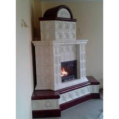 Soba teracota colt - Balan - Biro Finart Srl, ID: 11561805 Biro, Stoves, Interior Design, Home Decor, Drive Way, Fireplace Heater, House, Nest Design, Decoration Home