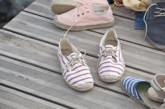 Solids and stripes - summer shoes - Soludos espadrilles - www.soludos.com