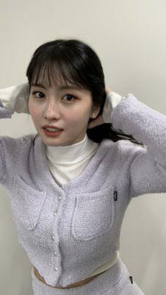 Lovely Twice Photo Part 90 - Visit to See More - AsianGram Kpop Girl Groups, Korean Girl Groups, Kpop Girls, Nayeon, K Pop, My Girl, Cool Girl, Twice Photoshoot, Twice Album