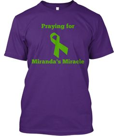 Supporting Miranda Hinkle and Family