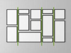 bilder aufh ngen die richtige anordnung bilder aufh ngen pers nlicher geschmack und letztlich. Black Bedroom Furniture Sets. Home Design Ideas