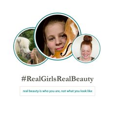 Real Girls Real Beauty Button wr