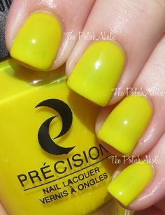 Precision Summer 2013 Get Loud Collection Swatches