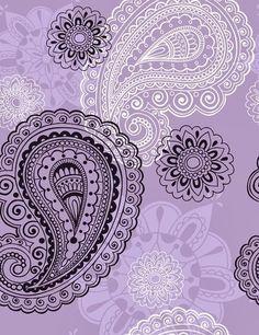 Art: Paisley Pattern