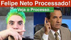 Felipe Neto acaba de ser Processado por Silas Malafaia! Veja o Processo...