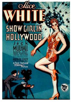 Showgirl In Hollywood (1930) - Alice White, Jack Mulhall, Blanche Sweet #MovieShowgirlInHollywood1930