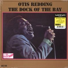 Otis+Redding+The+Dock+of+the+Bay+LP+Vinil+180+Gramas+Bernie+Grundman+Mastering+Volt+Rhino+2014+USA+-+Vinyl+Gourmet