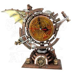 The Stormgrave Chronometer Alchemy - The Vault Clock