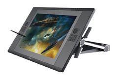 "Wacom Cintiq 24HD Tablette Graphique USB Ecran TFT interactif à stylet 24,1"" (61 cm): Amazon.fr: Informatique"