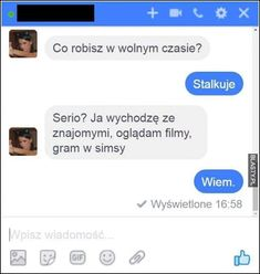 Very Funny Memes, Funny Sms, Funny Text Messages, Wtf Funny, Funny Texts, Hilarious, Polish Memes, Happy Photos, Dead Memes