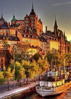 Stockholm, Sweeden.