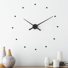 You'll love the Calvet Wall Clock at AllModern - With Great Deals on modern Décor  products and Free Shipping on most stuff, even the big stuff.