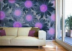 Simple Wall Murals Design Inspiration