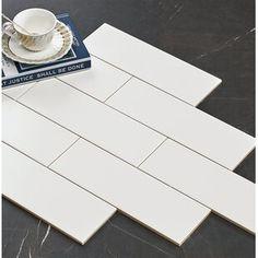 "Emser Tile Ciudad 2"" x 2"" Ceramic Mosaic Tile | Wayfair Ceramic Mosaic Tile, Ceramic Subway Tile, Stone Mosaic Tile, Glass Subway Tile, Mosaic Wall, Wall Tiles, Backsplash Tile, Marble Mosaic, Ceramic Clay"