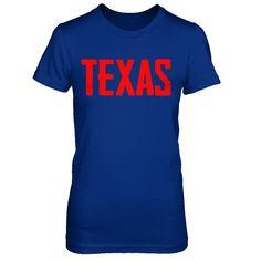 TEXAS TEEZ Texans, Men And Women