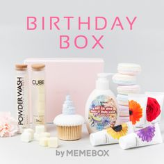 Superbox #42 Birthday - SUPERBOX