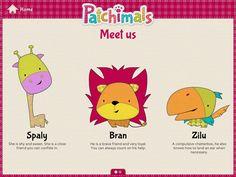 Shapes and colors: Meet us - Unique lovely friends that babies, kids and parents love // Formas y colores: Conócenos - Con unos hermosos y únicos animalitos que bebés, nisños y padres adoran.