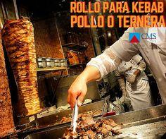 Una delicia para tus sentidos nuestros rollos de kebab tanto de pollo como de ternera ...