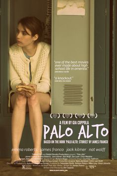 Palo Alto - Gia Coppola, based on the book written by James Franco Cinema Movies, Indie Movies, Film Movie, Drama Movies, Movies To Watch, Good Movies, Series Movies, Movies And Tv Shows, Gia Coppola