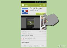 Google Goggles: búsquedas desde tu dispositivo con una simple foto