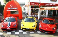 **Pit Lane Red Passion (drive a Ferrari) - Maranello, Italy