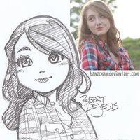 Mutedfae Sketch by Banzchan