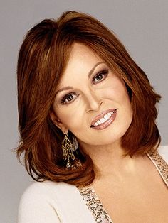 Nice hairstyle. Raquel Welch Beguile Human Hair Wig • Raquel Welch