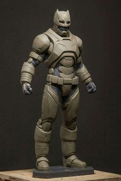 Ironhead Studio Releases Photos of the Making of 'Batman v Superman' Costumes - Dark Knight News 3d Character, Character Concept, Character Design, Batman Armor, Batman Vs Superman, 3d Figures, Batman Figures, Batman Redesign, Superman Costumes