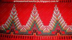 ARTESANATOS TRANSITÓRIA: Vagonite natalino