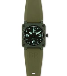 Bell Olive Military Watch.