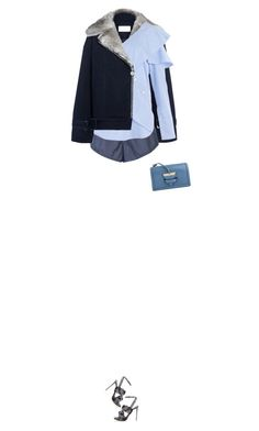 """""""Untitled #778"""" by vjdfashion on Polyvore featuring Carven, STELLA McCARTNEY, FAIR+true, Marco de Vincenzo and Loewe"""