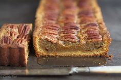 Pecan Pie without Corn Syrup @carrievitt DeliciouslyOrganic.net -- #GlutenFree #SugarFree