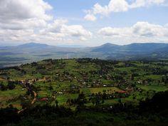 Prachtige foto van Great Rift Valley  #Kenya #valley #lanscape