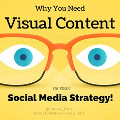Why you need a social media visual content strategy. Most much of today's society is a very visual audience, infographics & pictures have become a huge. Home Based Business, Business Tips, Digital Strategy, Core Values, Marketing Materials, Photoshop Tutorial, Infographics, Social Media Marketing, How To Become